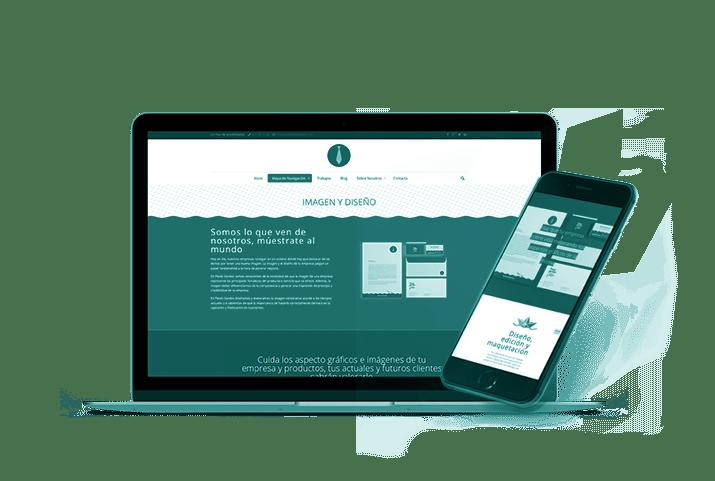 Una buena página web ayuda a crecer a tu negocio