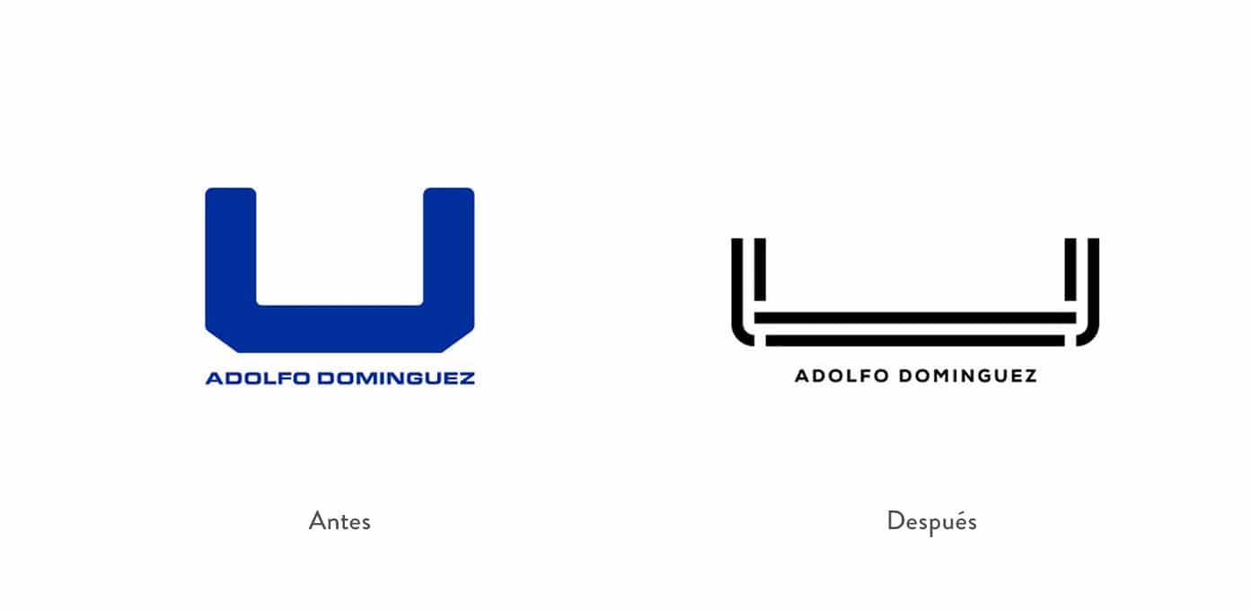 Logo Adolfo Dominguez