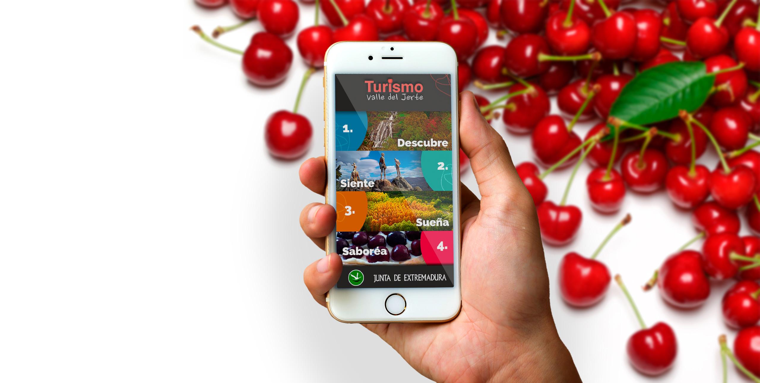 diseño y desarrollo de app para turismo del valle del jerte
