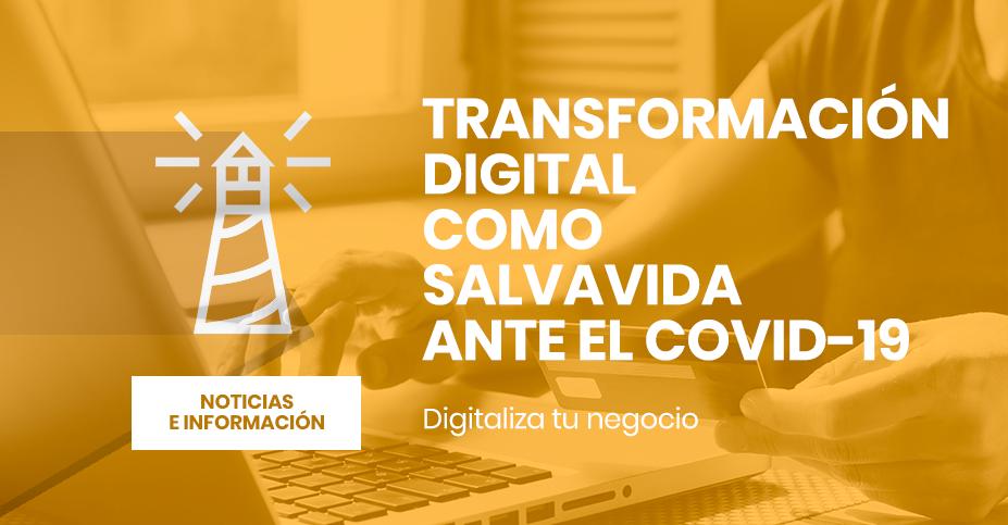 Transformación digital contra el COVID-19