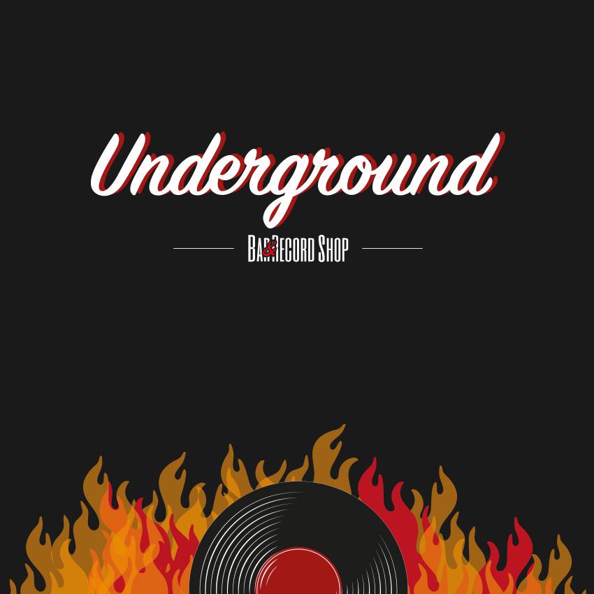 Underground Record Shop